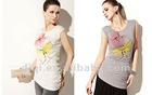 t shirt,new londener cotton t shirt,new fashion cotton lady's t shirt