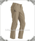Men's 96%nylon*4%spandex sun protection soft quick drying pants
