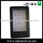 digital ebook reader ,5inch e-book reader
