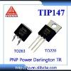 TIP142 TIP147 NPN PNP Power Darlington Transistor IC