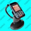 Alarm & Power - cell phone display stand