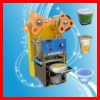 2012 popular bubble tea cup packing machine