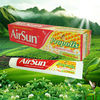 AirSun Branded Propolis Golden gel Whitening Adult TOOTHPASTE, Deep cleaning Toothpaste