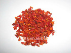 chinese red pepper dices