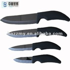 2013 Mother Day Gift Black Ceramic knife set