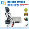 Google Android HDD Media Player 1080P IR Remote Webcam Android TV Box