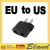 wholesale lower price EU to US cell phone power adaptor