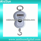 Gourd-shaped Digital travel portable Luggage Scale with hook