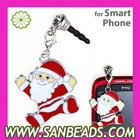 Wholesale Earphone Plug Stopper Charms for Cell phone
