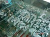 metal processing service(textile machinery parts)
