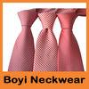 Casual Pink Ties