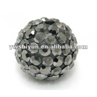 Hot Selling CZ Pave Beads,Shamballa Beads