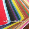 Color Low price polypropylene nonwoven fabric