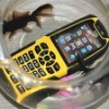 Waterproof Anti-shake ZTC Mobile Phone Dual Sim Dual Standby Quadband Unlocked Military Grade Phones