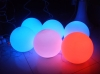 colorful flashing LED Ball Light