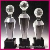 2012 Newest Design Crystal Golf Awards