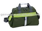 Green Traveling bag with shoulder strap GE-4008