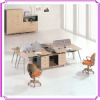 table top office partition accessories with steel legSP-001