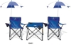 Outdoor chair camping chair beach chair fishing chair Folding chairBeach table&chair(with umbrella)