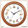 Animal Sounds Clock