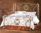 Modern Design Double Bed (G-B009)