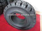 forklift solid rubber tire 27x10-12