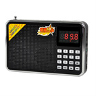 2012 New FM Radio USB Micro SD Card Reader Speaker