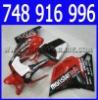 ABS Motorcycle Fairings kit For Ducati 748 / 998 / 996 Years Sportbike