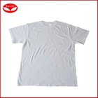 White Good quality cotton T-shirt,plain white t shirt