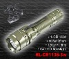 rechargeable 3W CREE LED flashlight