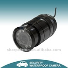 Embedded-type Waterproof Color car cctv camera