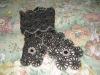 handwork scarf