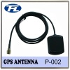 SMA connector and RG cable GPS antenna