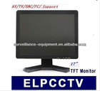 "17"" TFT Color LCD professional surveillance monitor with With tempered glass ELP -T57A"
