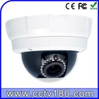 1.0MP 720P Low-light Realtime outdoor Vandal-Proof sd card recording ip dome camera for Bank/Hotel/school/airport etc
