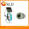 CCTV sewer manhole inspection camera system