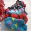Jacquard Soft Socks
