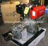 Boat diesel engine