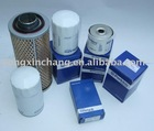Filter, air filter, oil filter