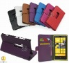 Vertical Leather Protective Case for Nokia Lumia 920, 7 colors available