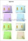 2011 new styels 100% cotton baby face towel