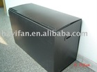 2012 new sales foldable corrugated plastic packing box transport removing box (YF7001)