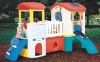 Kids plastic indoor playhouse (KT-ZK011)