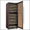 120 bottles 320L commercial compressor wine cooler