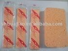 Compressible sponges
