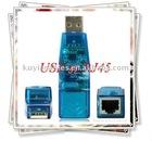 USB to Ethernet RJ45 10/100 LAN Network NIC Adapter