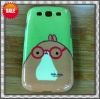 Lovely cartoon cheap mobile phone cases for sumsung i9300