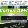 Google TV Box,Internet HD Player,CORTEX A9 1GHz,Memory 512MB,1080P, WiFi