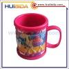 plastic mark cup
