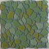 Irregular glass mosaic KSL-C10130